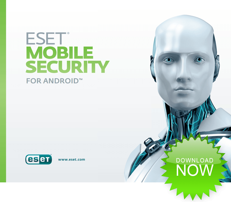 ESET Mobile Security and AntiVirus for Android Smart Devices