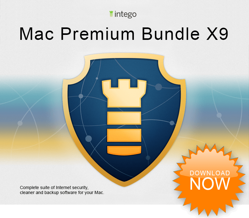 Intego Mac Security:  Exclusive X9 Antivirus Series for Mac OS X and macOS